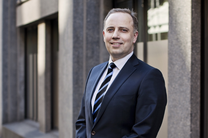 Administrerende direktør i Eiendom Norge, Christian Vammervold Dreyer. (Foto: Eiendom Norge).