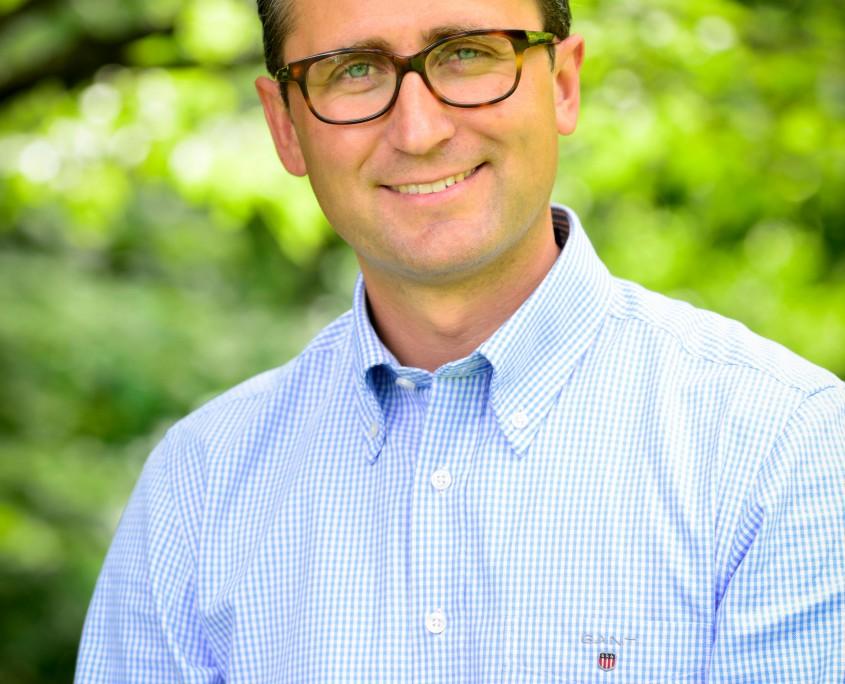 Kristian Owren, adm. direktør hos Informasjonskontoret for farge og interiør. (Foto: ifi.no).
