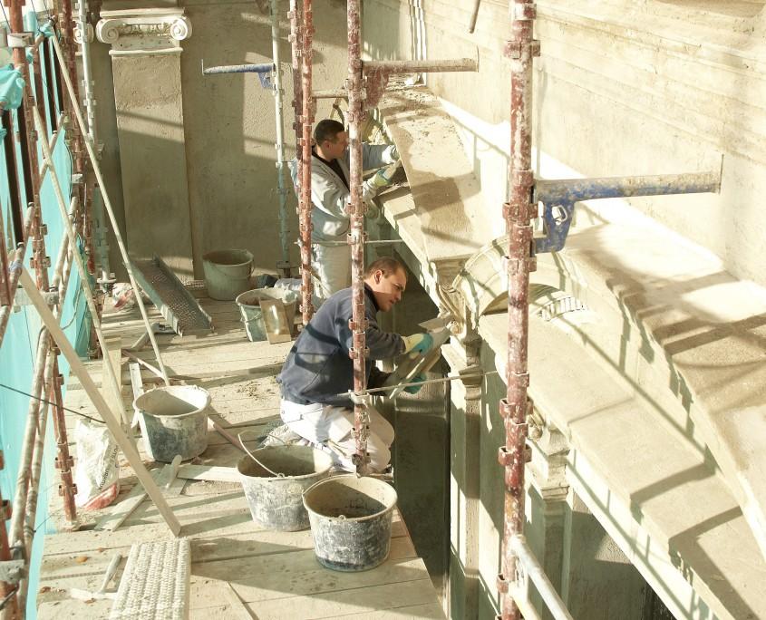 Sterk frustrasjon og misnøye med myndighetene brer seg i byggebransjen, skriver ifi.no. (Foto: ifi.no).