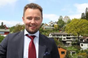 Thomas Magnussen, partnersjef alarm hos Falck Redning AS.