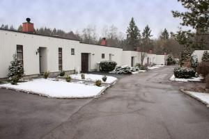 Radonkjeden har nylig utbedret et stort borettslag med småhusbebyggelse i Oslo, hvor flere av husene hadde for høye verdier.