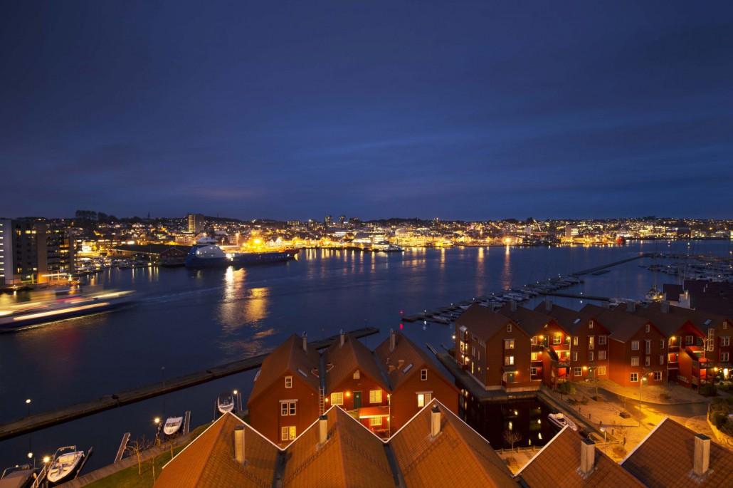 Vi har svært sikker strømforsyning i Norge. (Foto: Statnett)