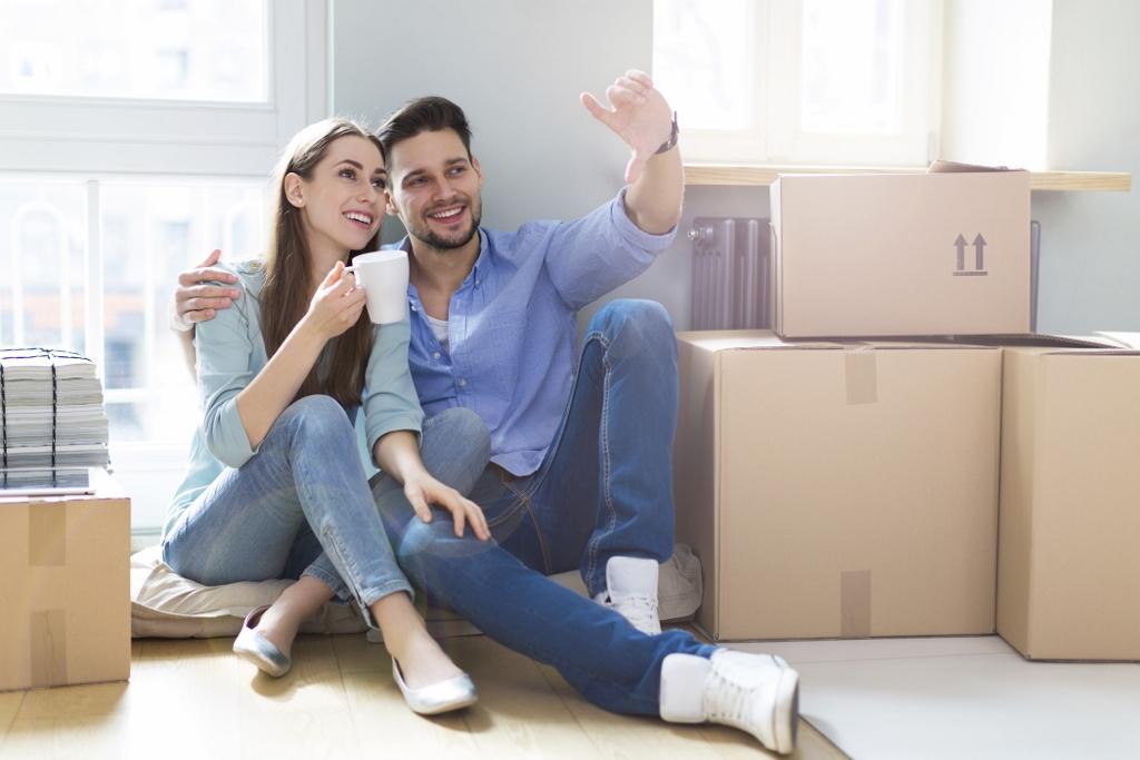 Kjøpe seg inn i bolig