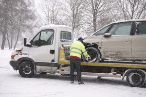 22. desember er den store bulkedagen. Tryg råder oss til å la bilen stå denne dagen.